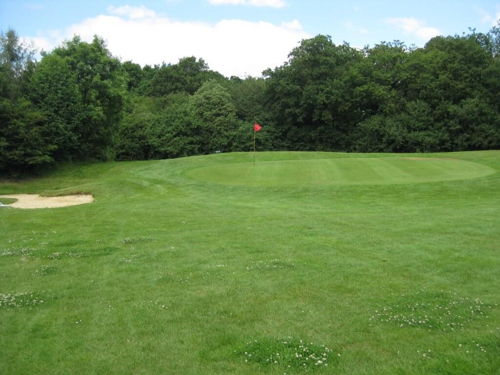 Golf Course 14