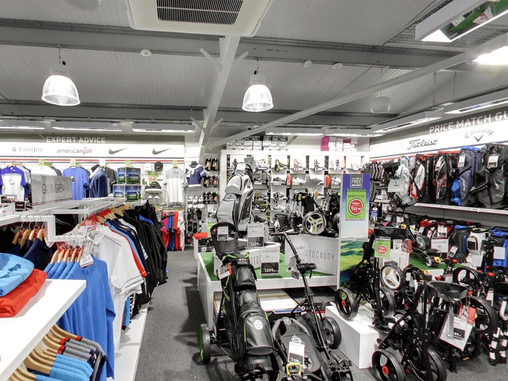 American Golf 5