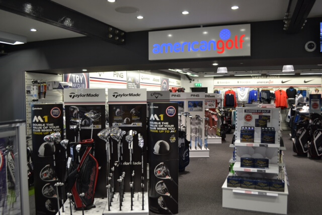 American Golf 6